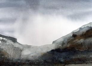 Dawn, Shetland